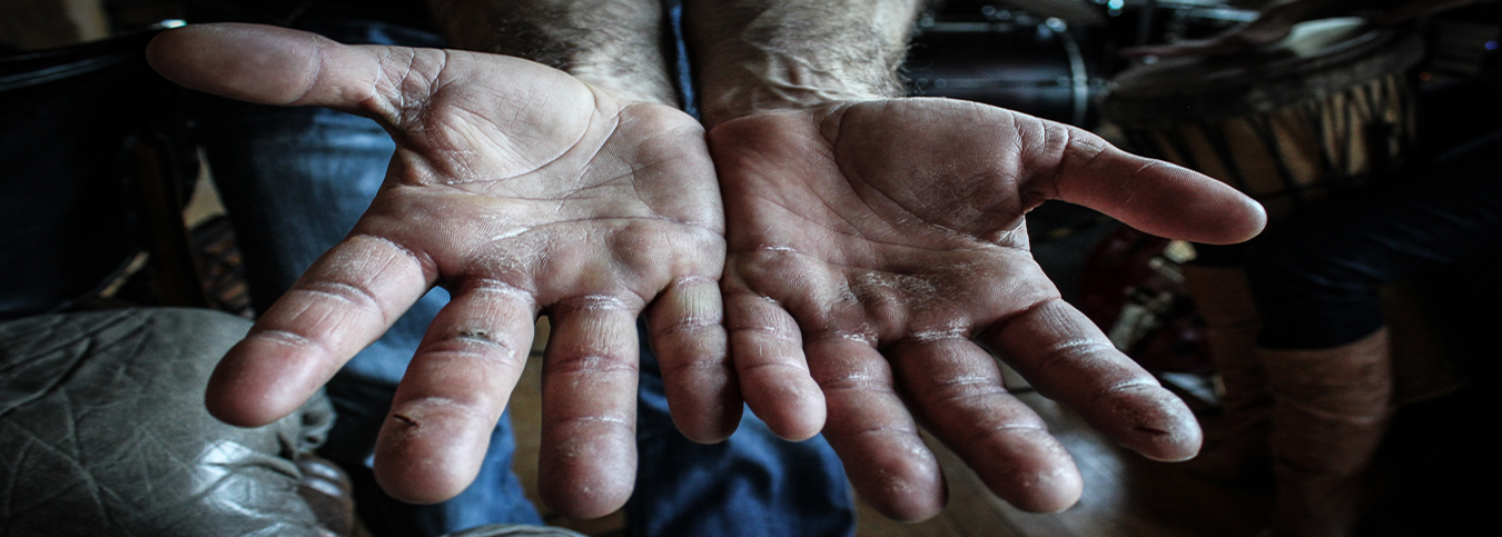Working Hands, Winnipeg, MB, March, 2013