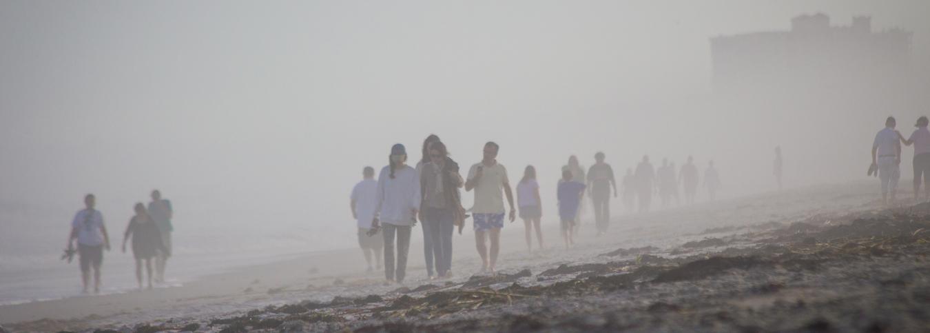 Zombie Surfers, Cocoa Beach, FL